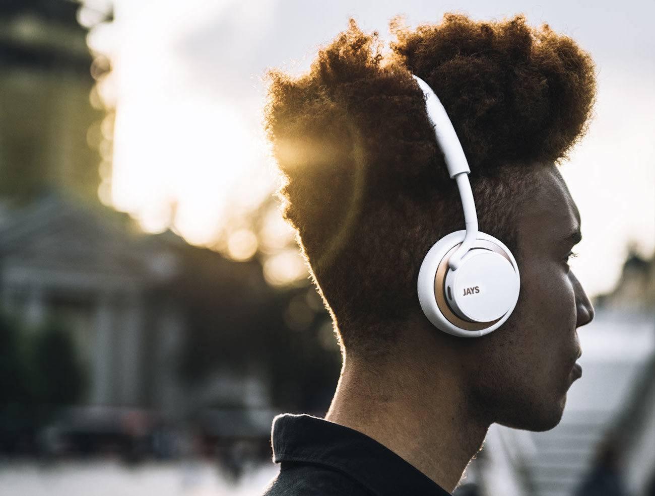 Smart Wireless Headphones