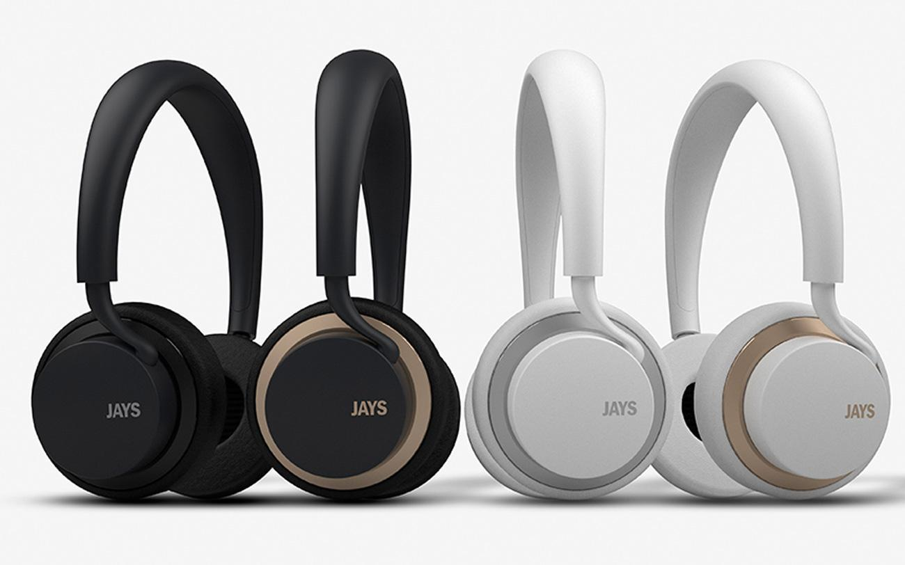 u-JAYS Smart Wireless Headphones