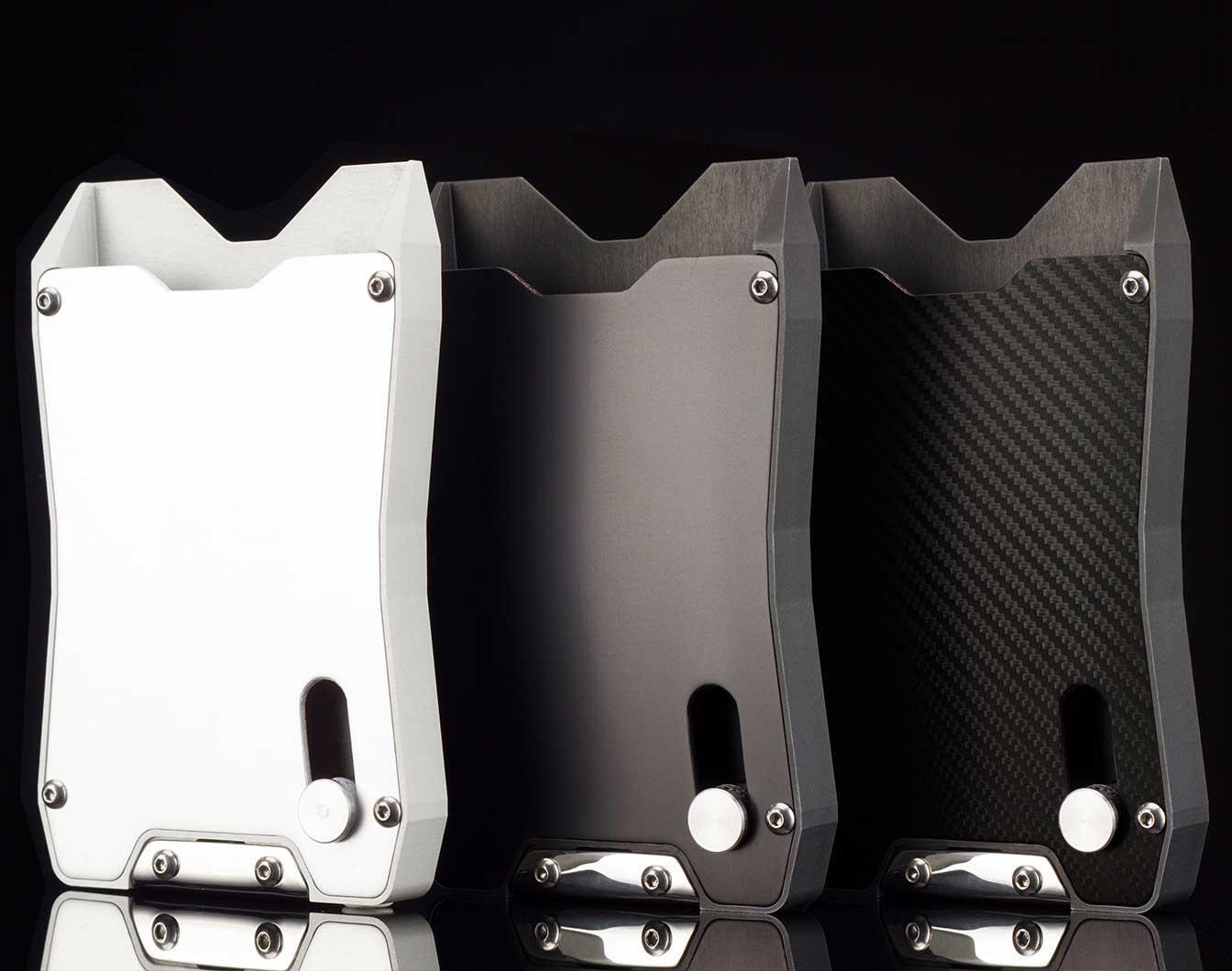 Stealth 2.0 RFID-Blocking Card Holder