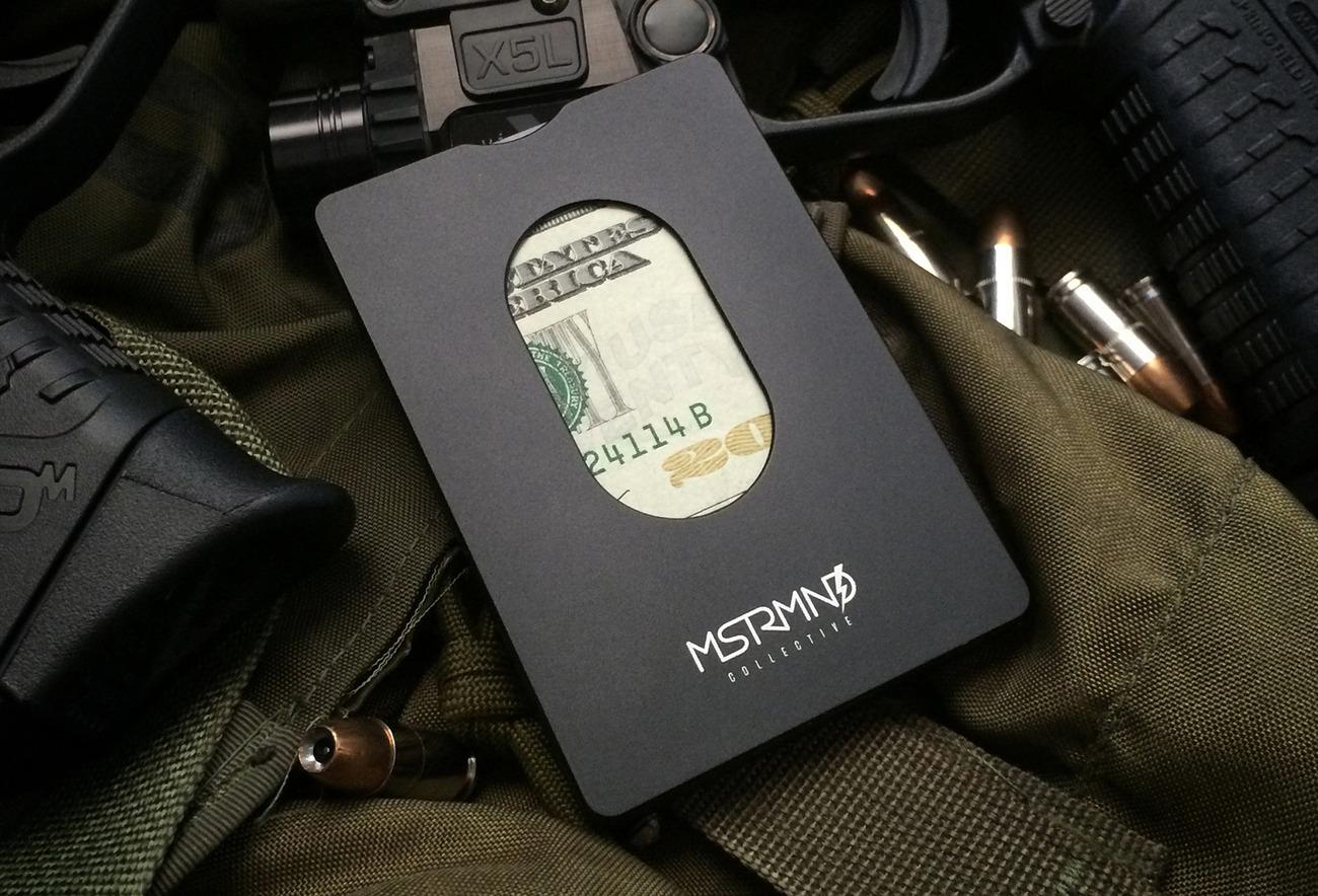 APEX Wallet 2.0 – The Lifetime Guaranteed, RFID-Proof Slim Wallet