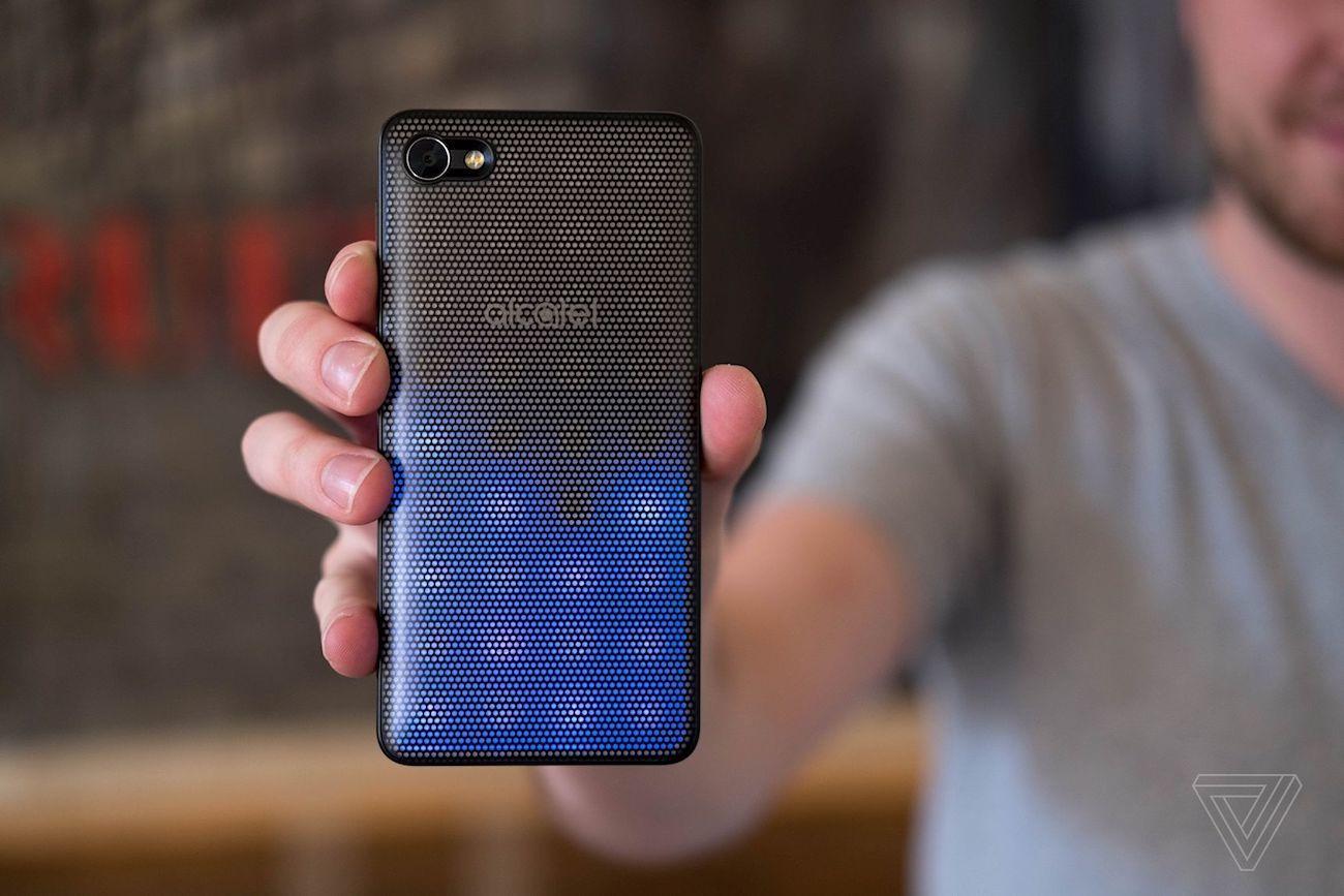 Alcatel A5 Modular Smartphone