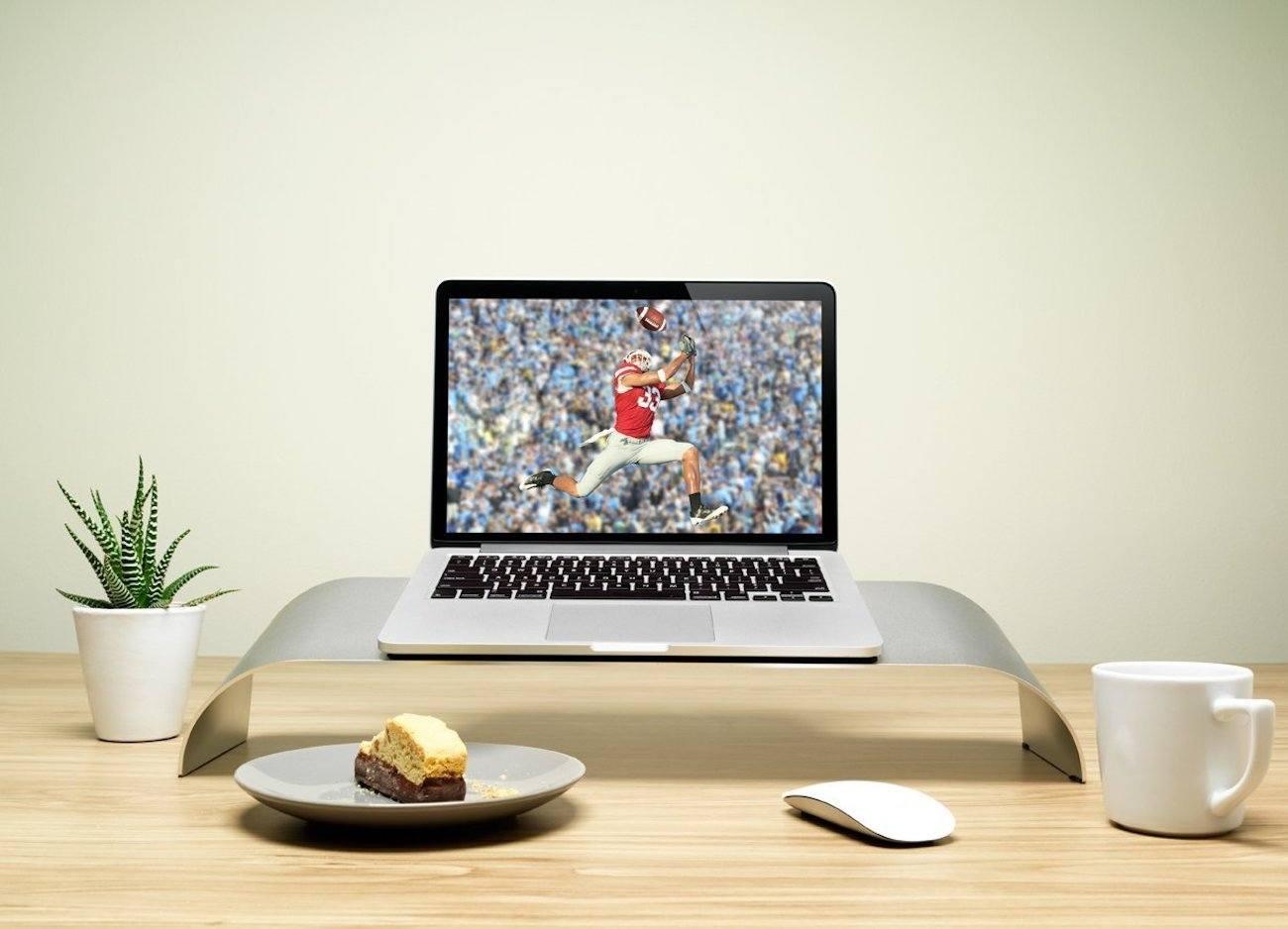 Arch+Aluminum+Laptop+Stand
