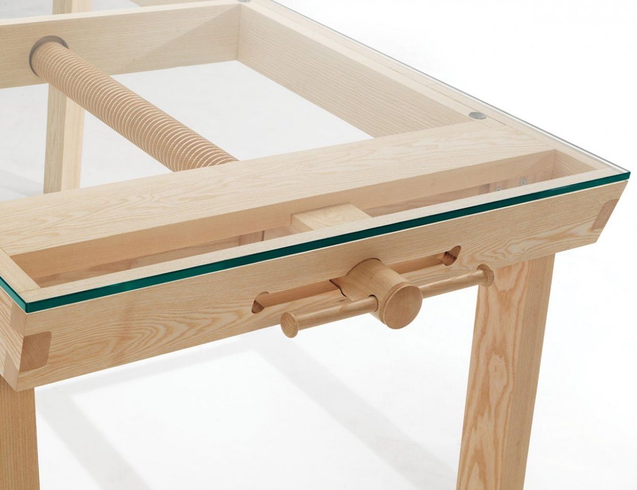 Banc Extendable Table by Linfa Design