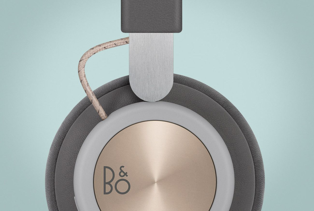 Bang & Olufsen H4 Wireless Over-Ear Headphones