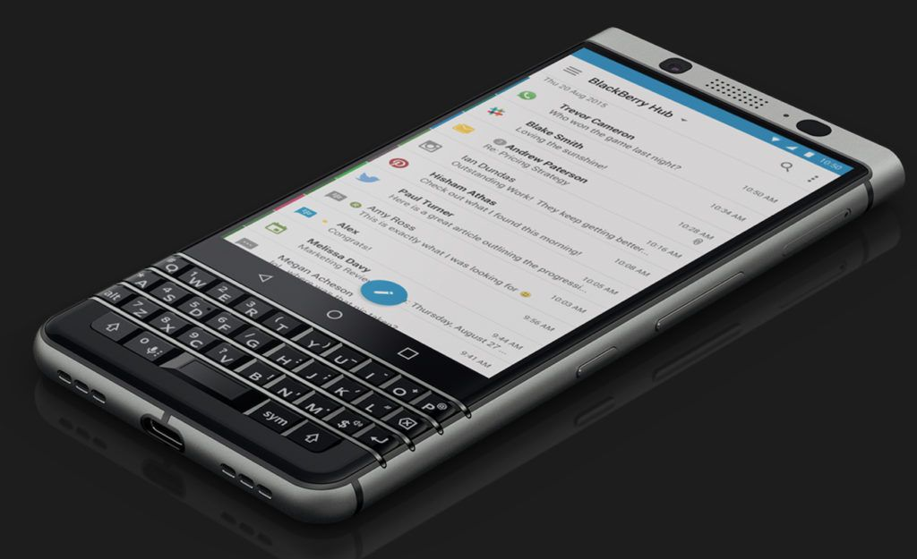 BlackBerry+KEYone+Smartphone