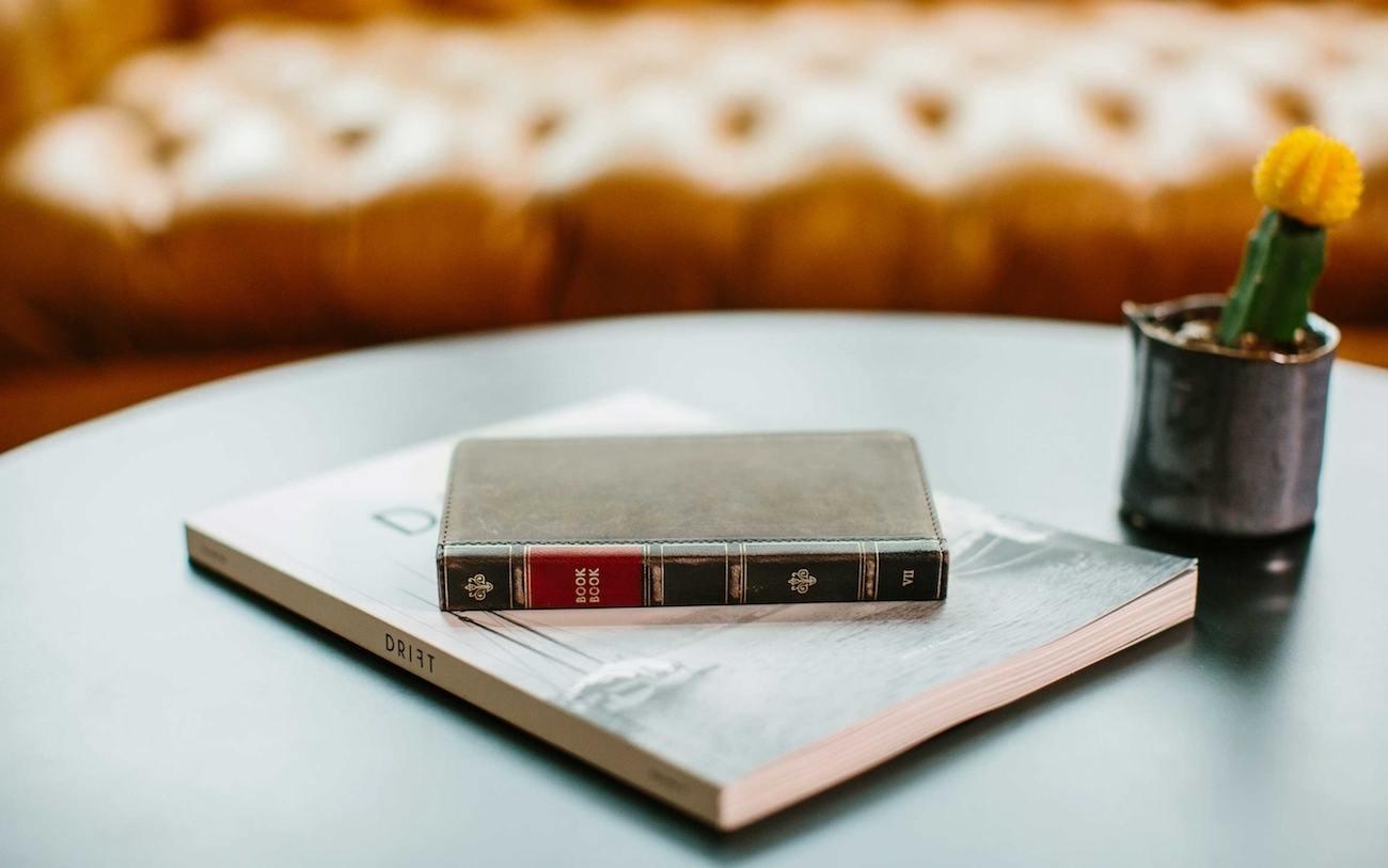 BookBook Vintage iPhone 7 Wallet Case