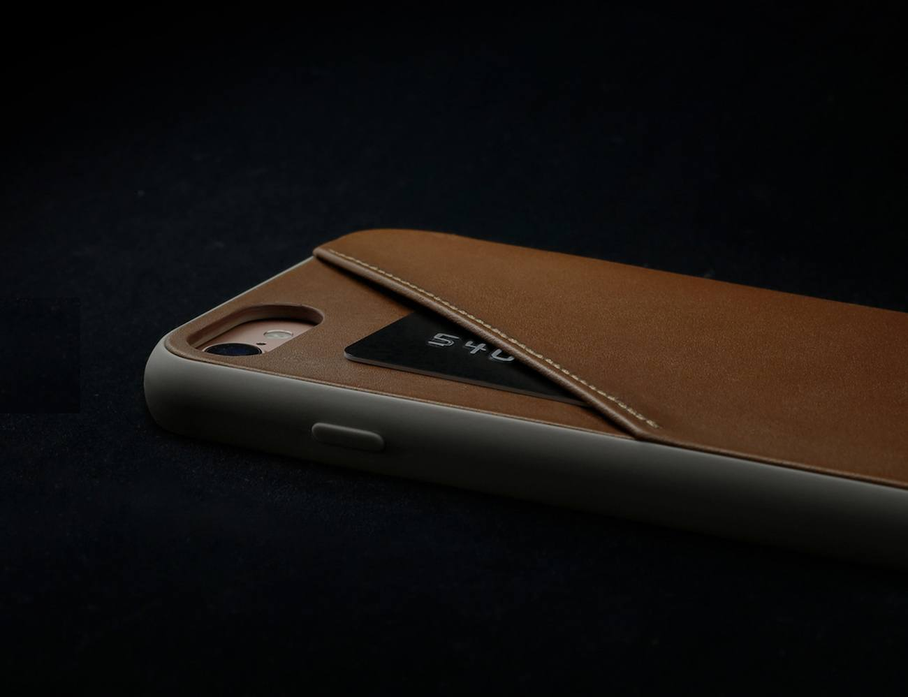 CLIC Card Leather Wallet Case
