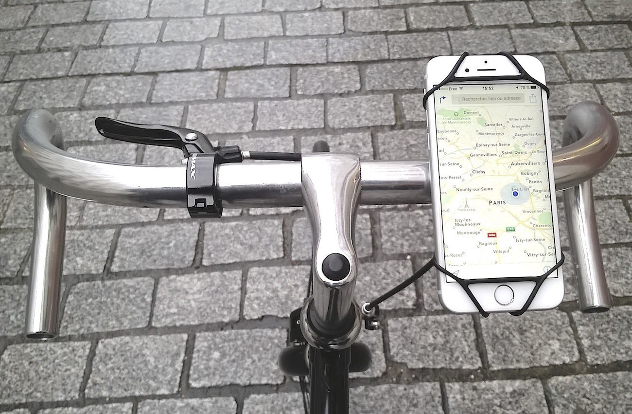 CYCLYK Universal Smartphone Bike Mount