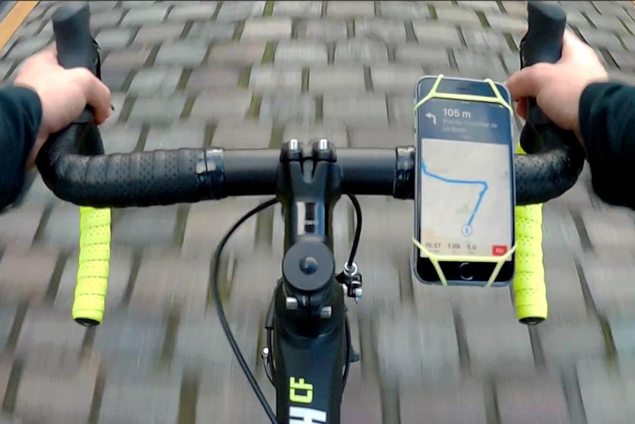 CYCLYK Universal Smartphone Bike Mount