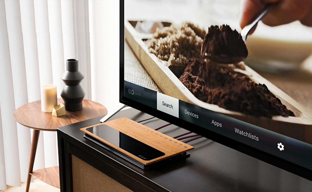 Caavo Unifying Home Entertainment Hub