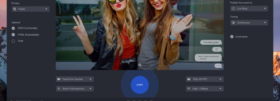 Cameleon Live Broadcaster Gets You Live on Every Account