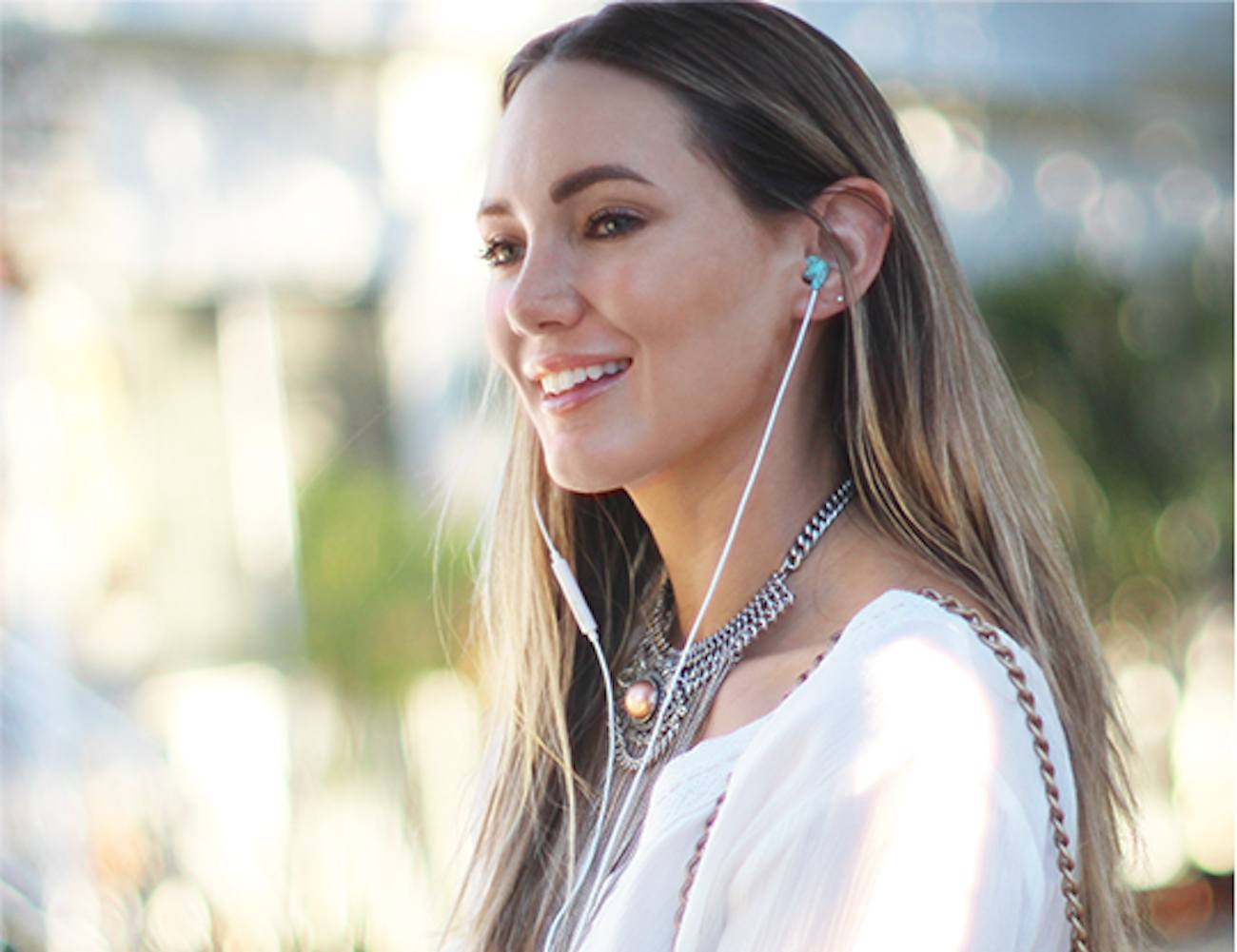 Casetify Marble Earbuds with Microphone