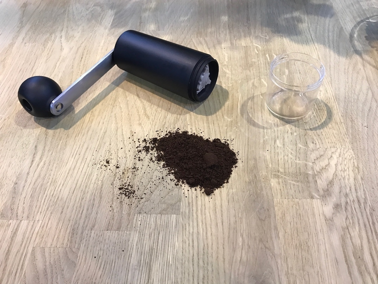 Columbia Versatile Coffee Grinder