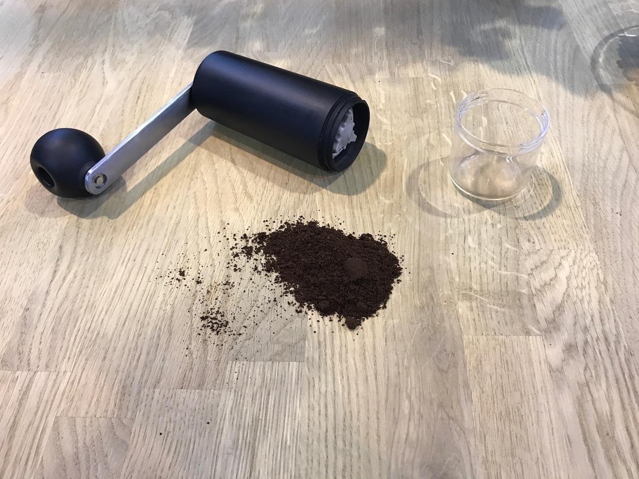 Versatile Coffee Grinder