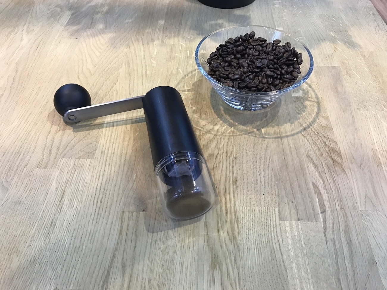 Columbia Versatile Coffee Grinder