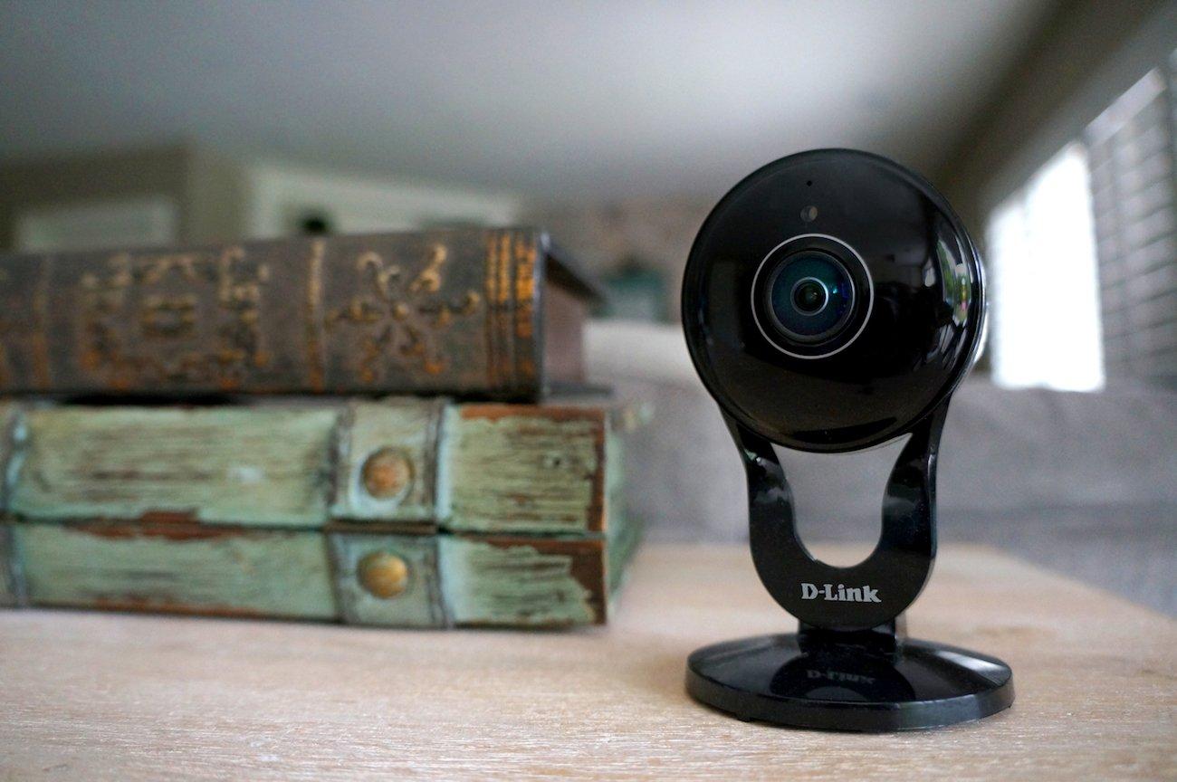 D-Link HD 180-Degree Wi-Fi Camera