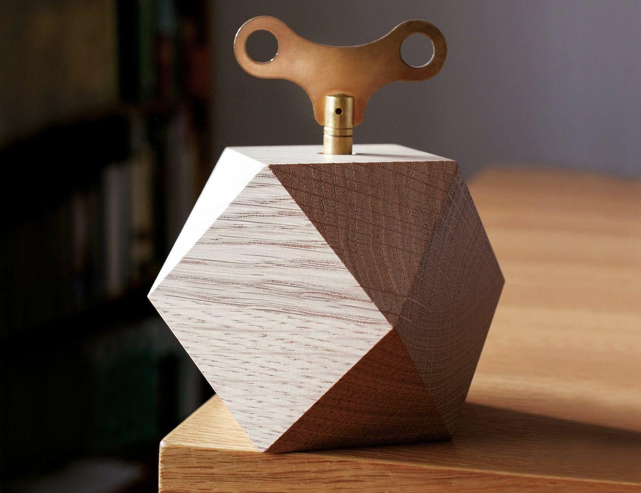 Diamond Wood Music Box