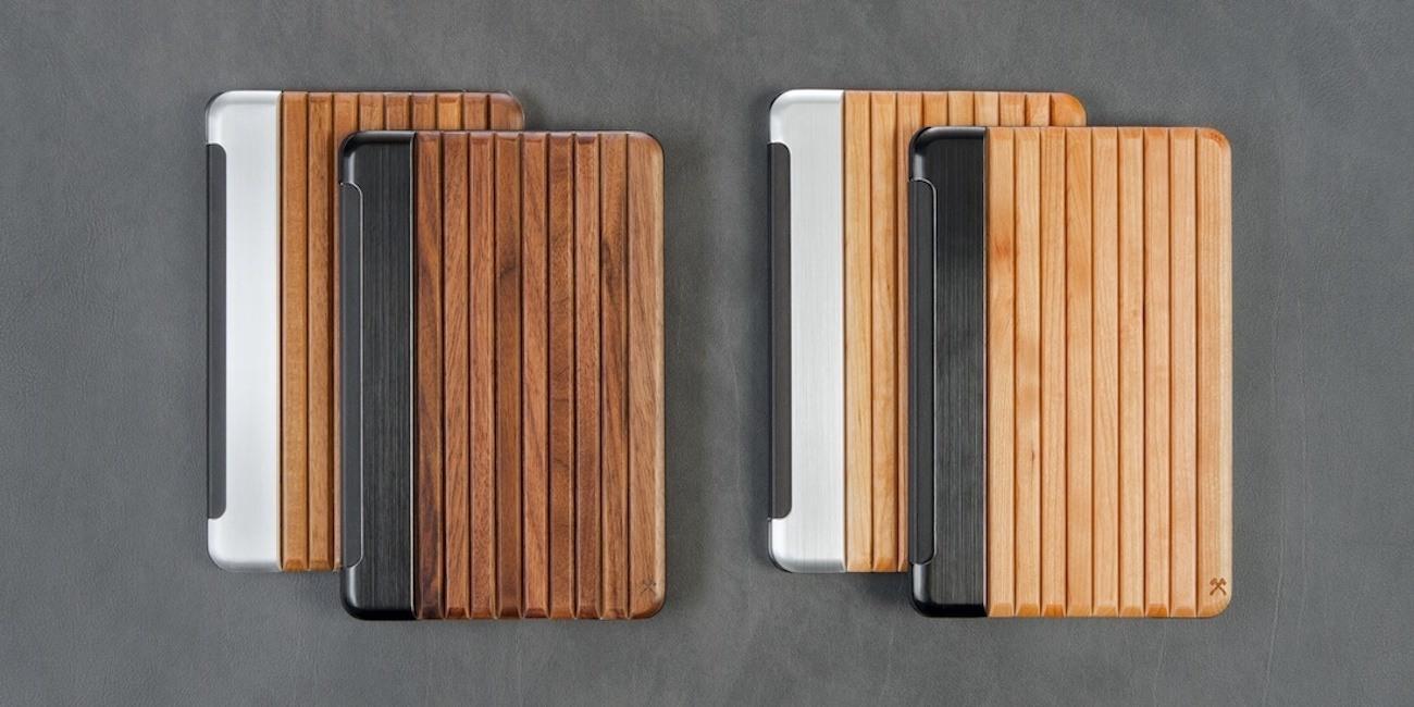 EcoGuard Wooden iPad Case