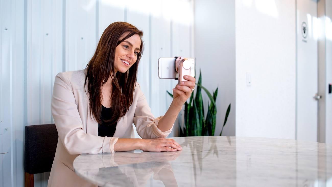 Fancy Phone Stabilizer Power Bank