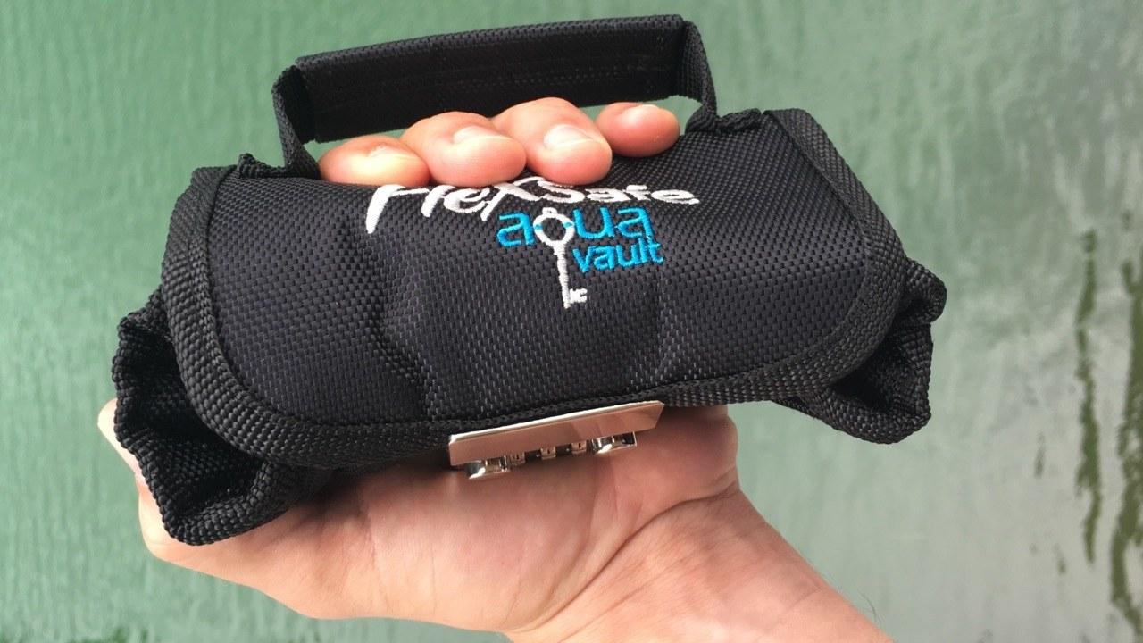 FlexSafe Portable Travel Safe