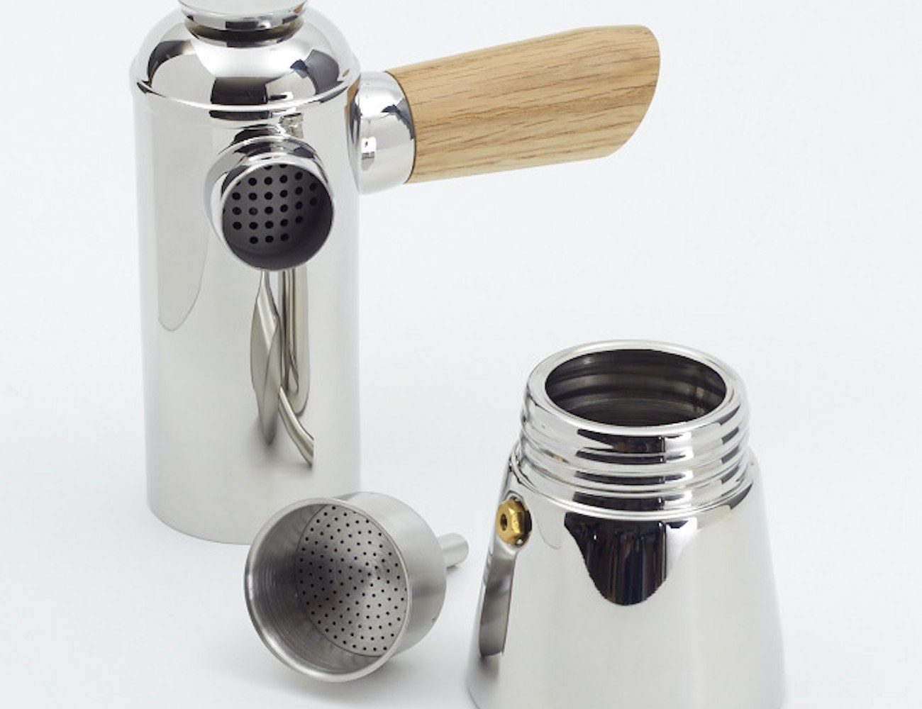Stove Top Espresso Maker ~ Freud stovetop espresso maker gadget flow