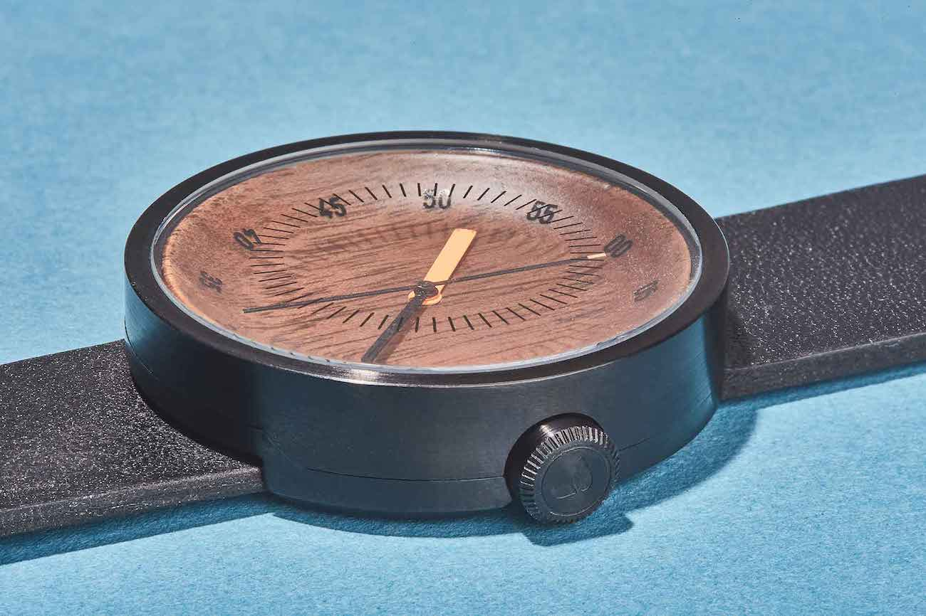 Grovemade Real Walnut Watch 02