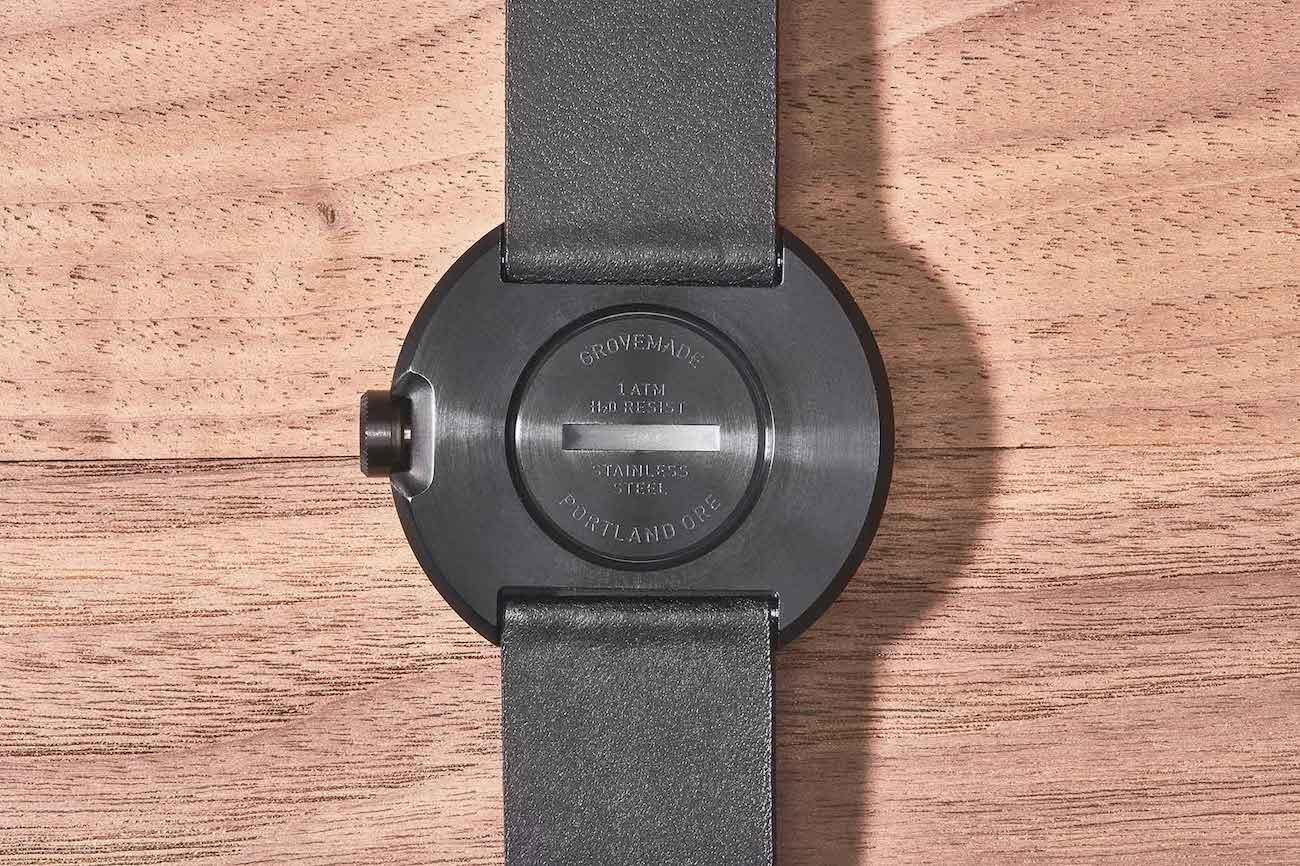 Grovemade Real Walnut Watch 02