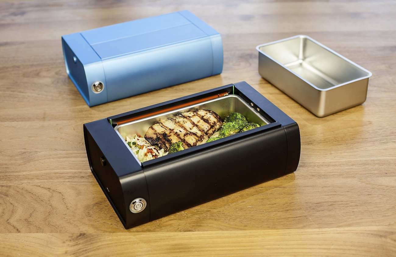 HeatsBox Heated Lunchbox System