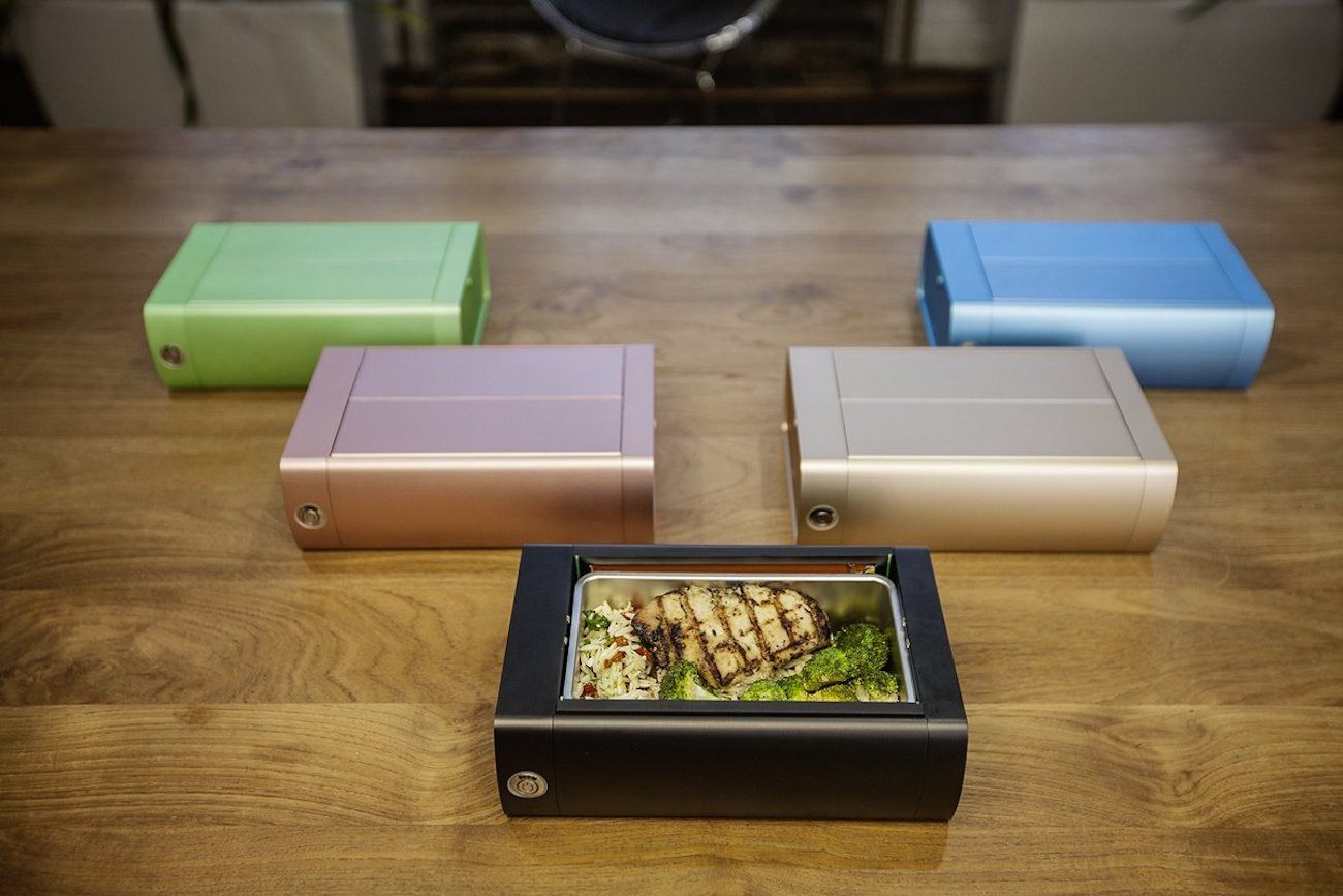 HeatsBox Heated Lunchbox System