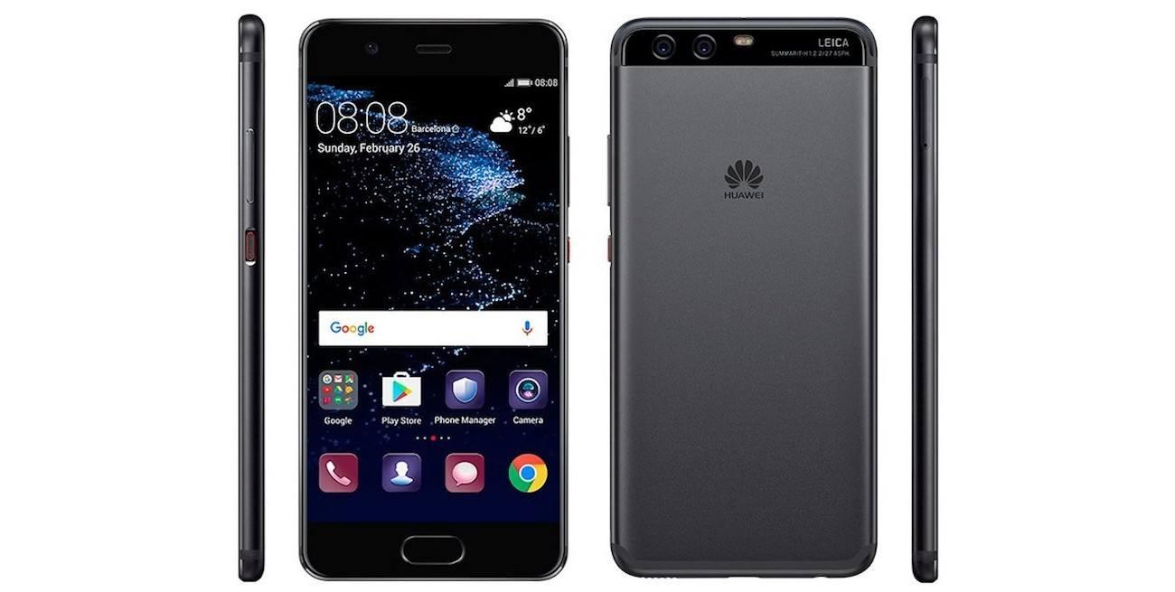 Huawei P10 x Leica Smartphone