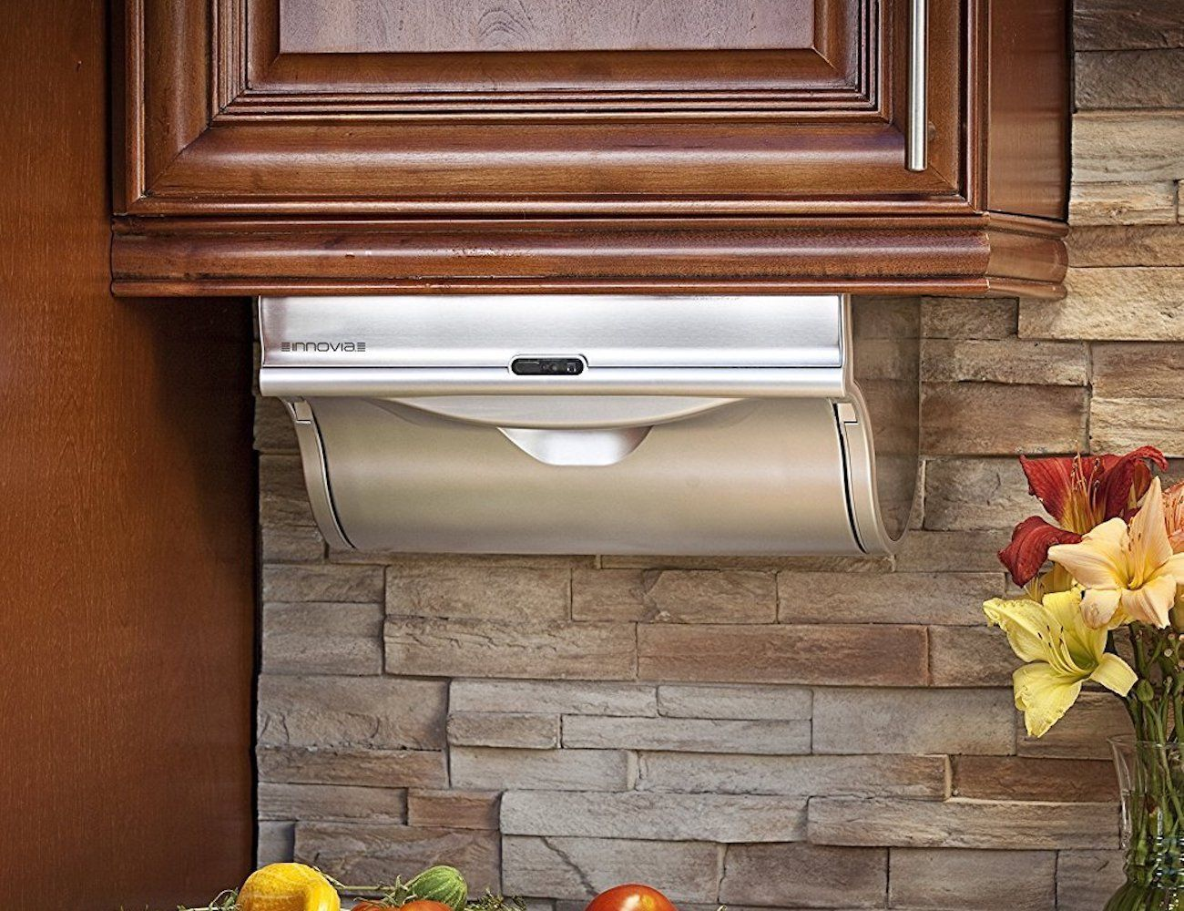 Innovia Under Cabinet Paper Towel Dispenser ...