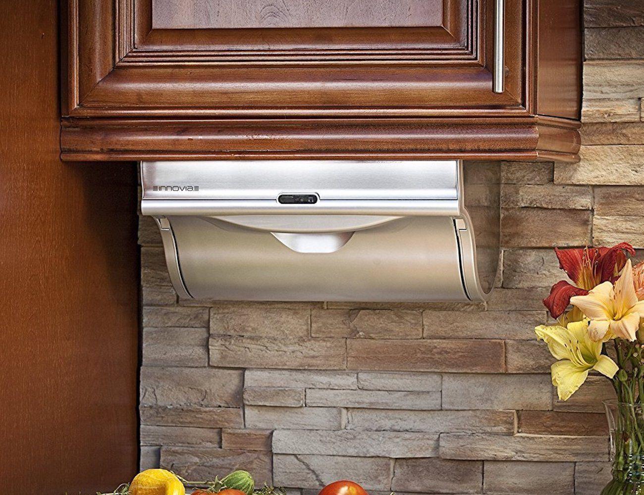 Cabinet Paper Towel Dispenser