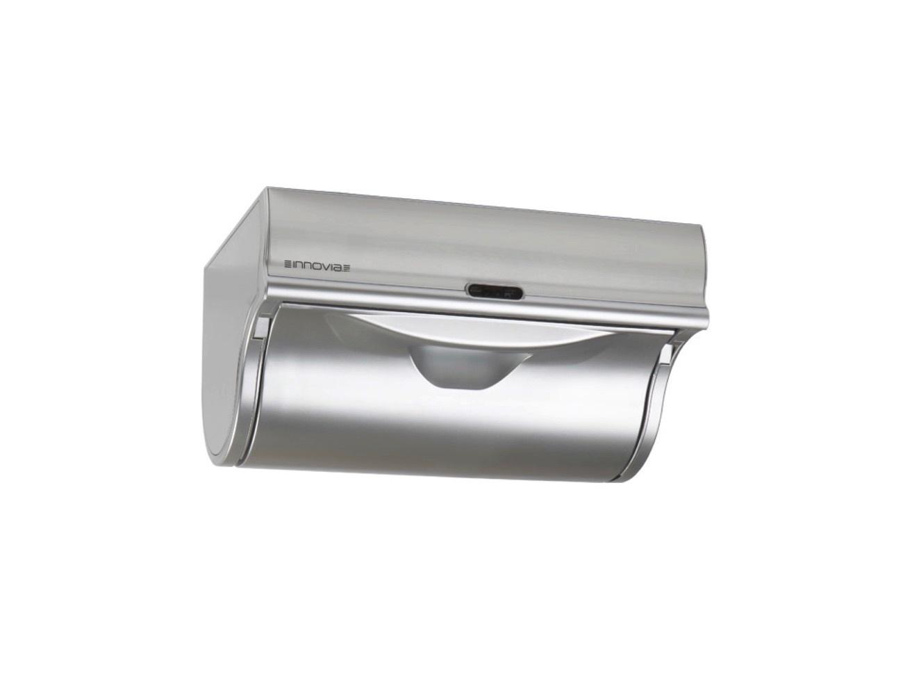 Kitchen Stereo Under Cabinet Innovia Under Cabinet Paper Towel Dispenser A Gadget Flow
