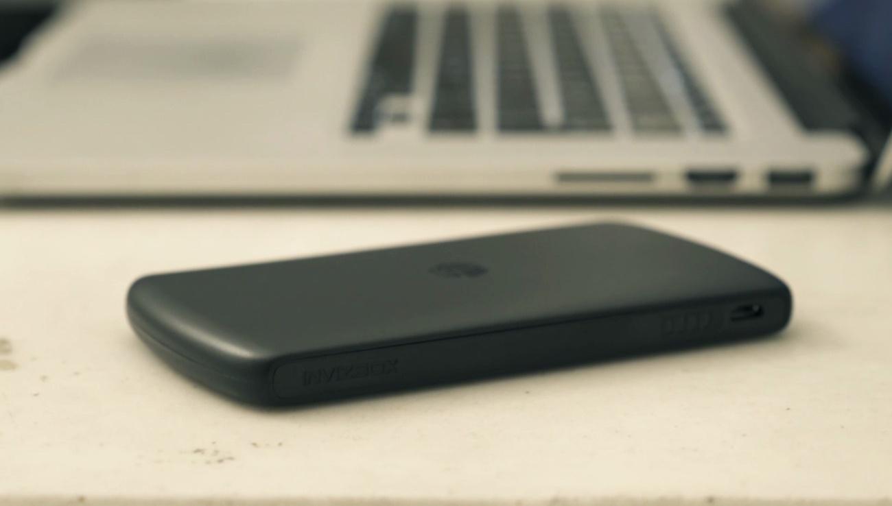 InvizBox Go portable VPN device