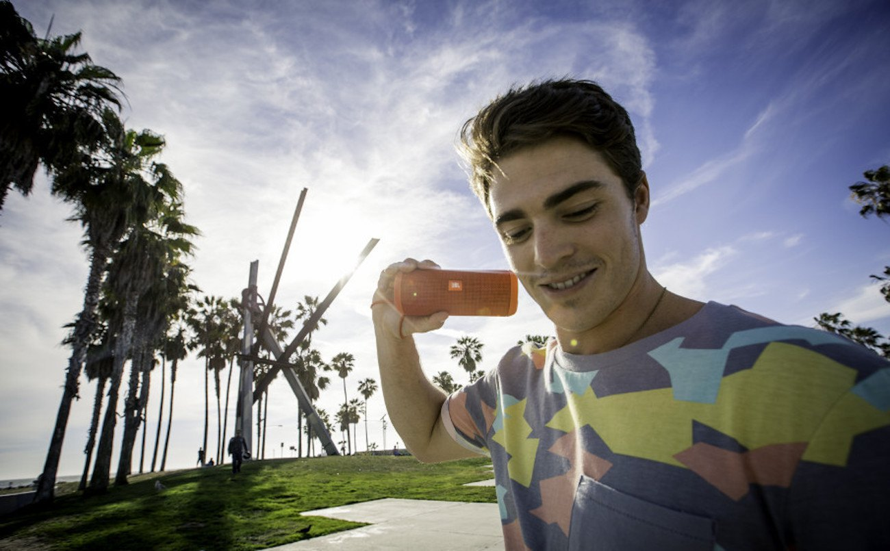 Flip 4 Waterproof Speaker