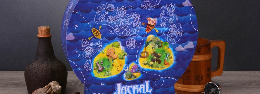 The Jackal Archipelago Board Game Is Fun for Everyone