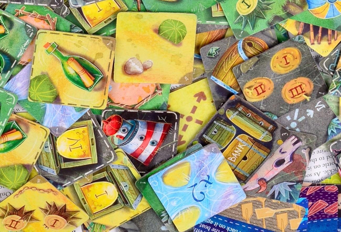 Jackal Archipelago Strategic Board Game