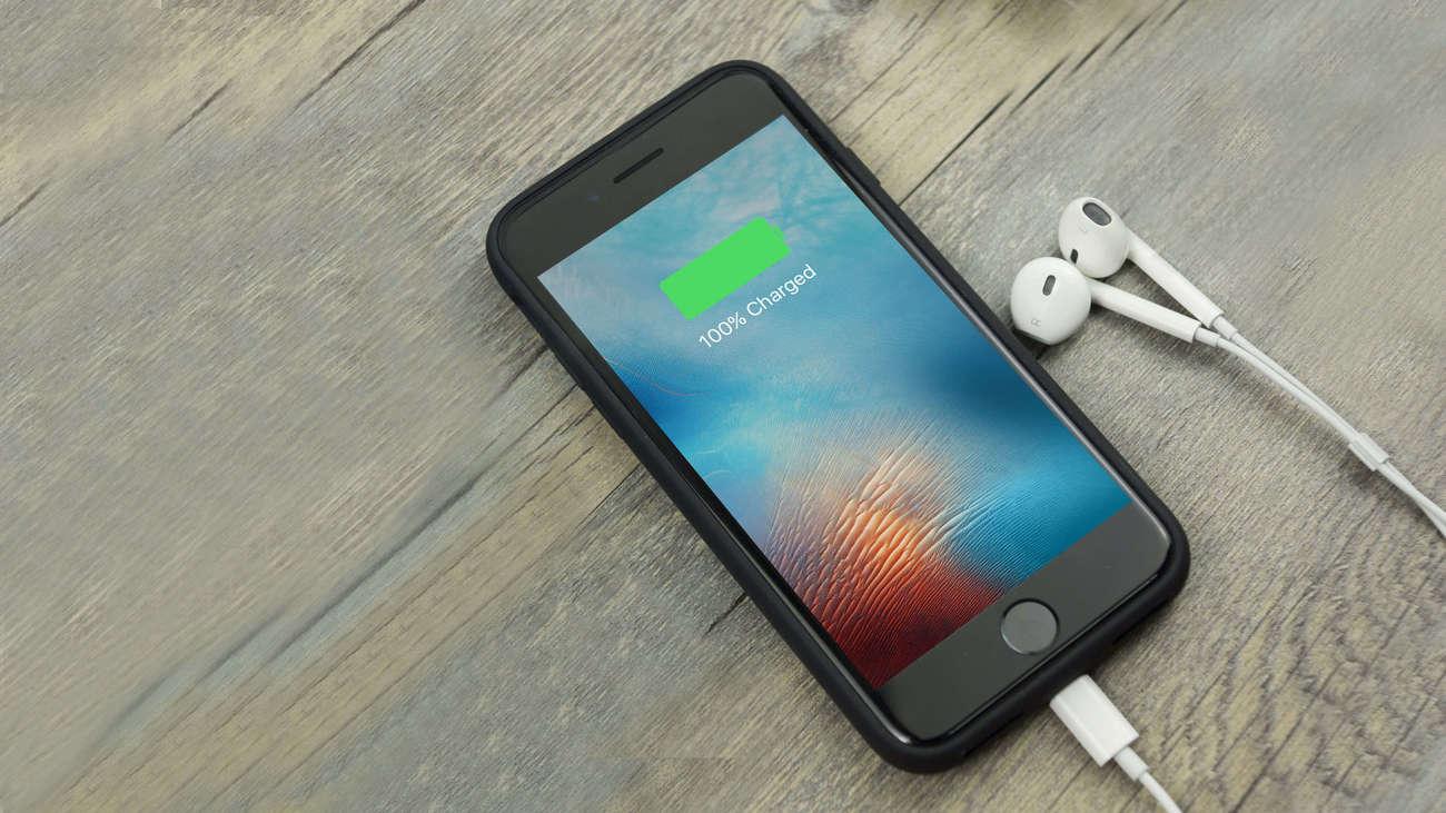 Kuner KUKE iPhone 7 Memory Expansion Battery Case