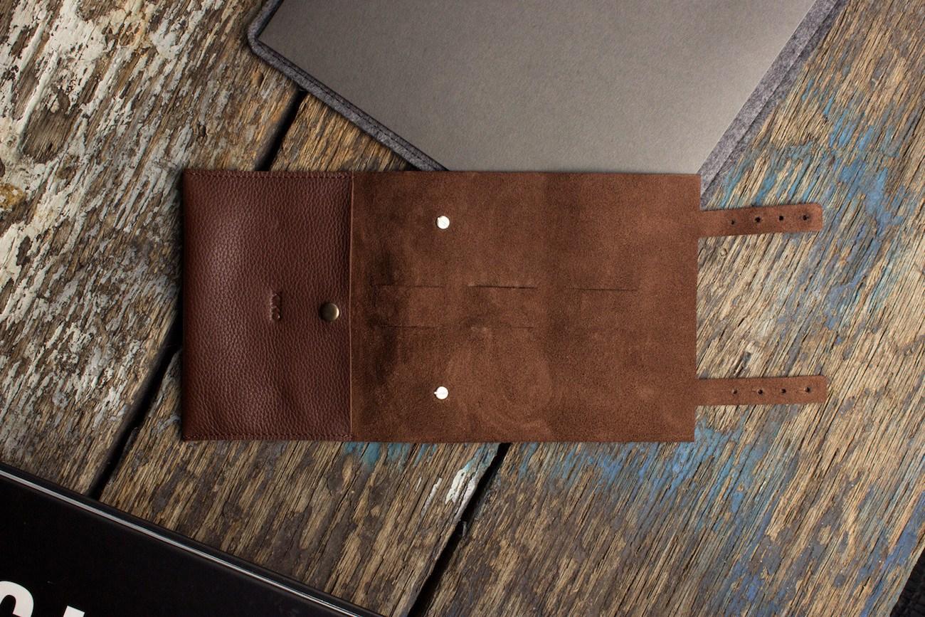 Kiko Leather Cord Wrap