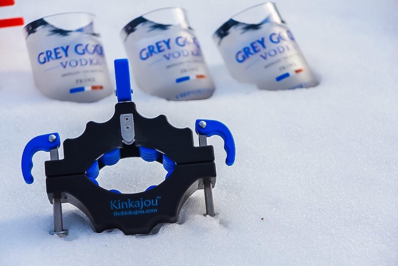 Kinkajou Glass Bottle Cutter