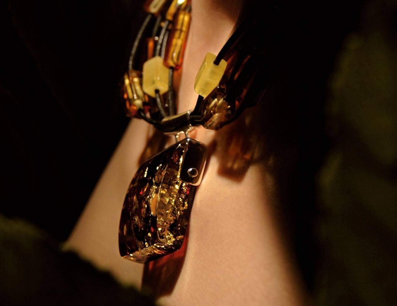 Kordas Luxury Amber Jewelry