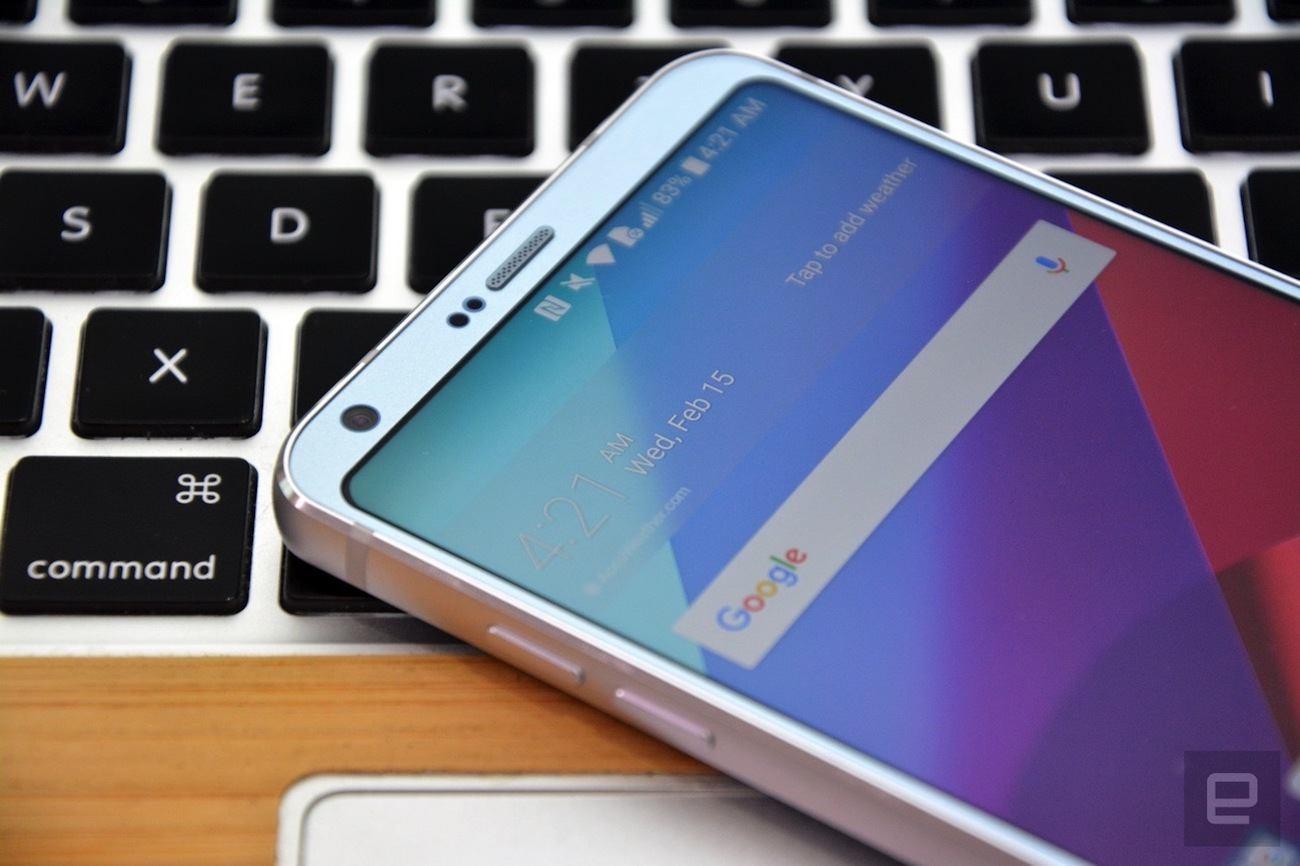 LG G6 FullVision Smartphone
