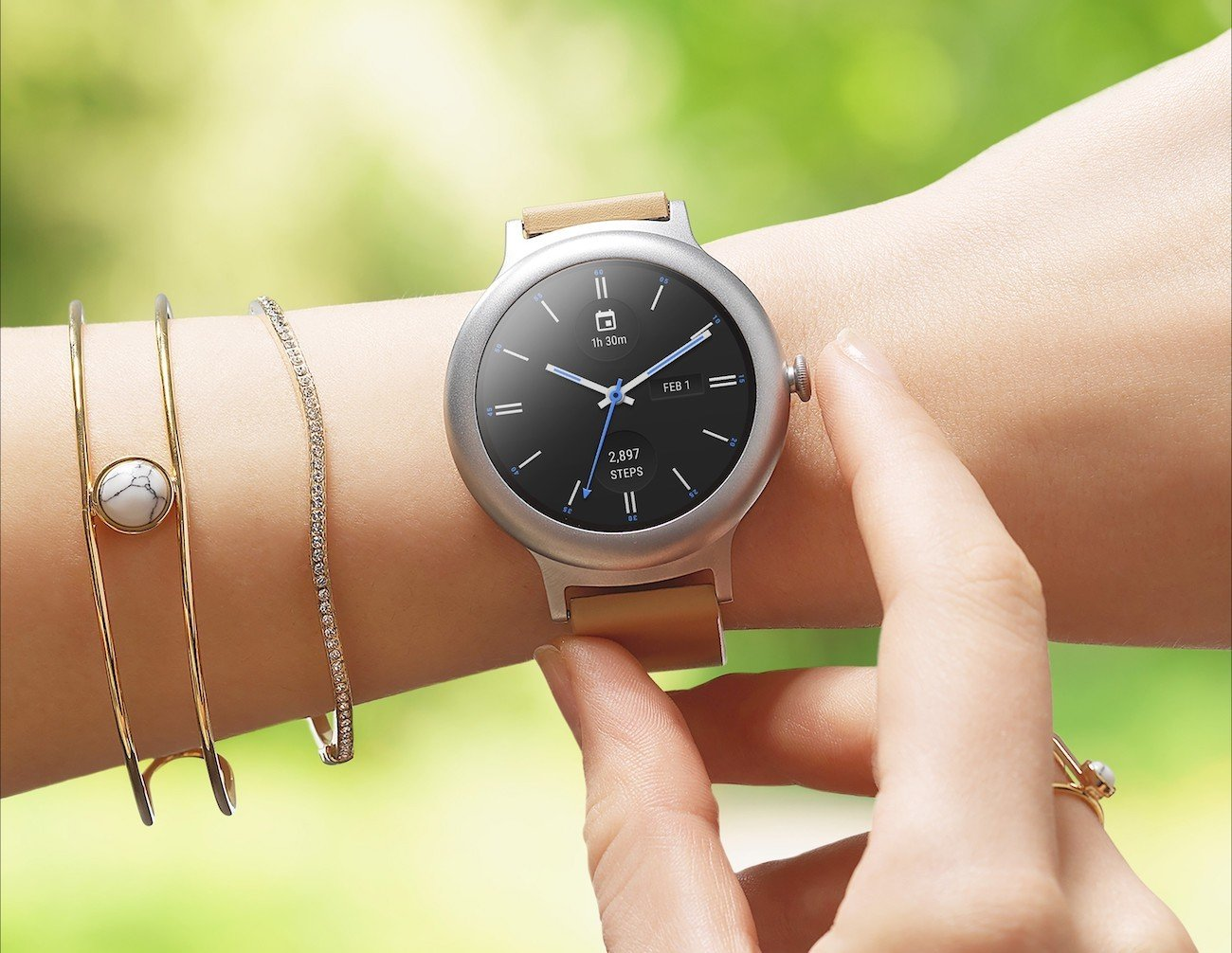 LG Watch Smartwatch Collection