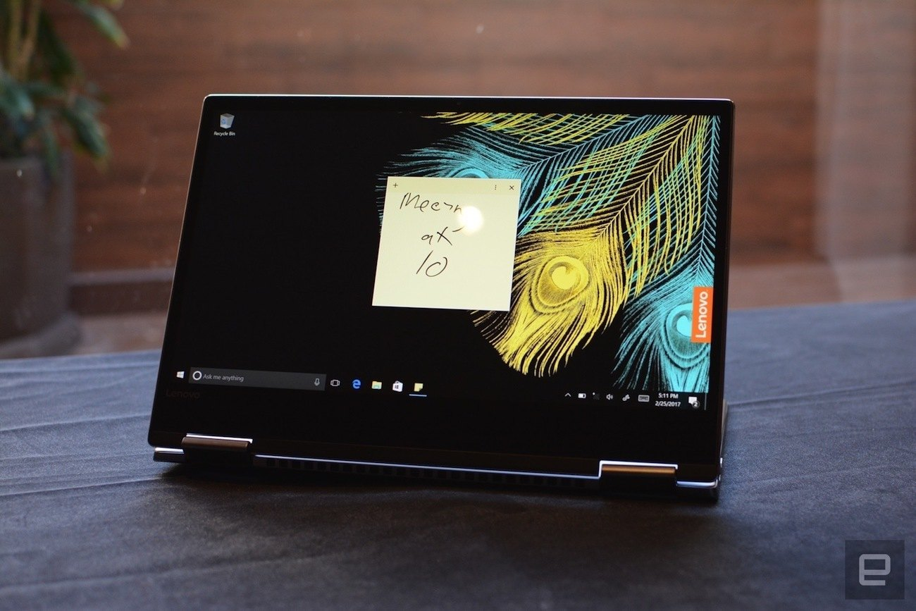 Lenovo Yoga 2-in-1 Laptops