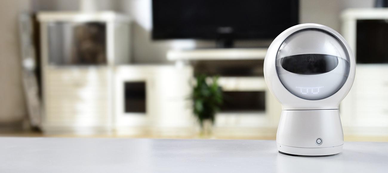 MB01 Personal Assistant Surveillance Robot