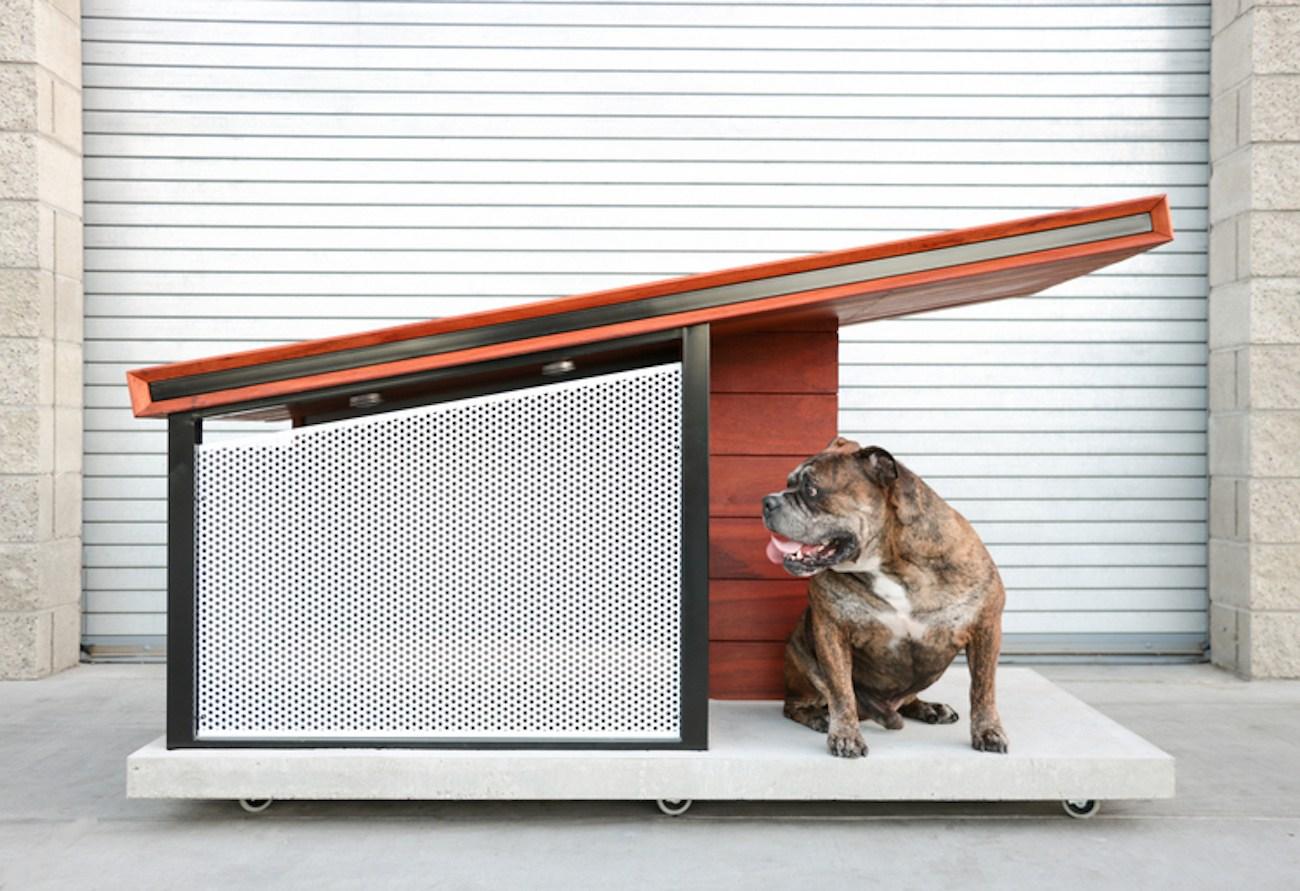 MDK9 Dog Haus Luxury Dog House