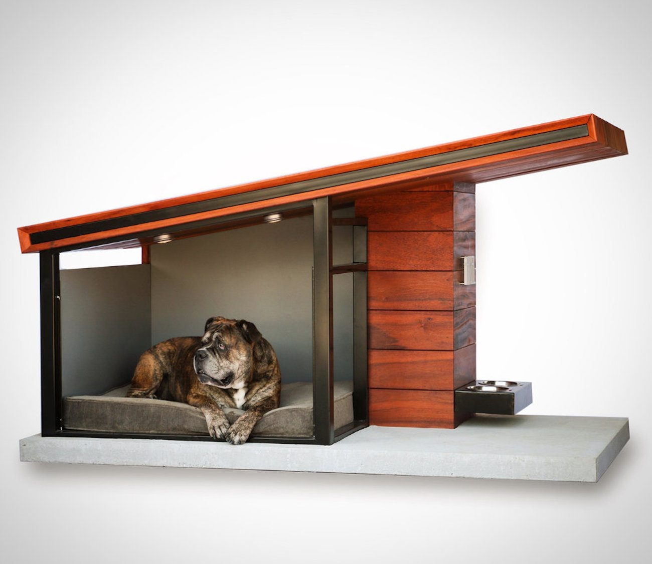 MDK9 Dog Haus Luxury Dog House