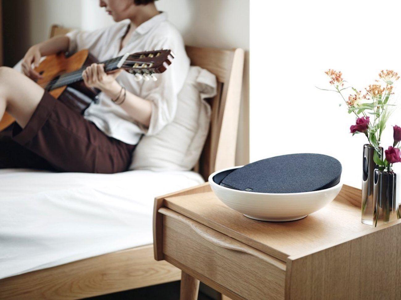 Ceramic Audio System