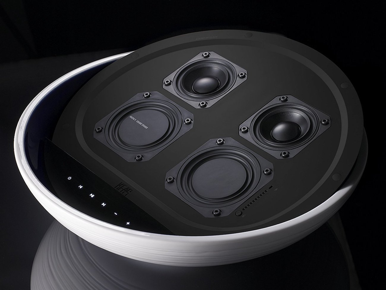MOV-1 Ceramic Audio System