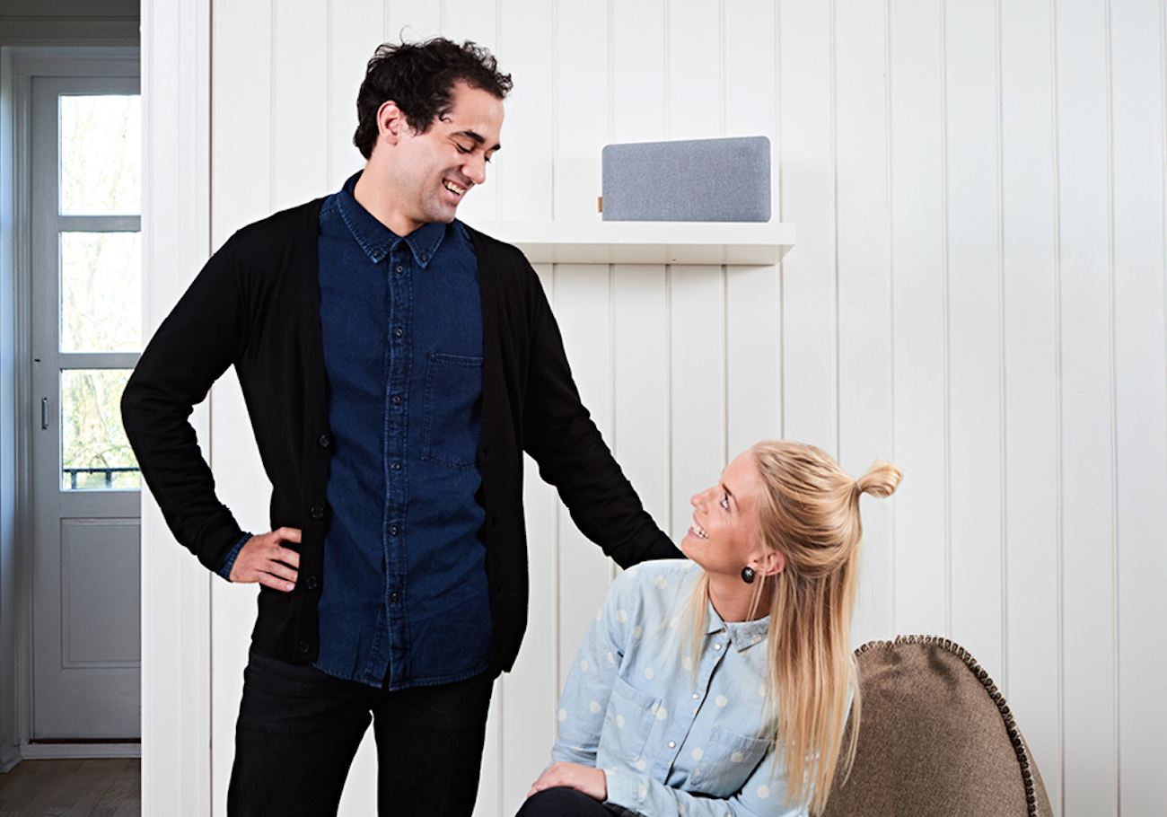 MOVEit Wireless Multi-Room Speaker